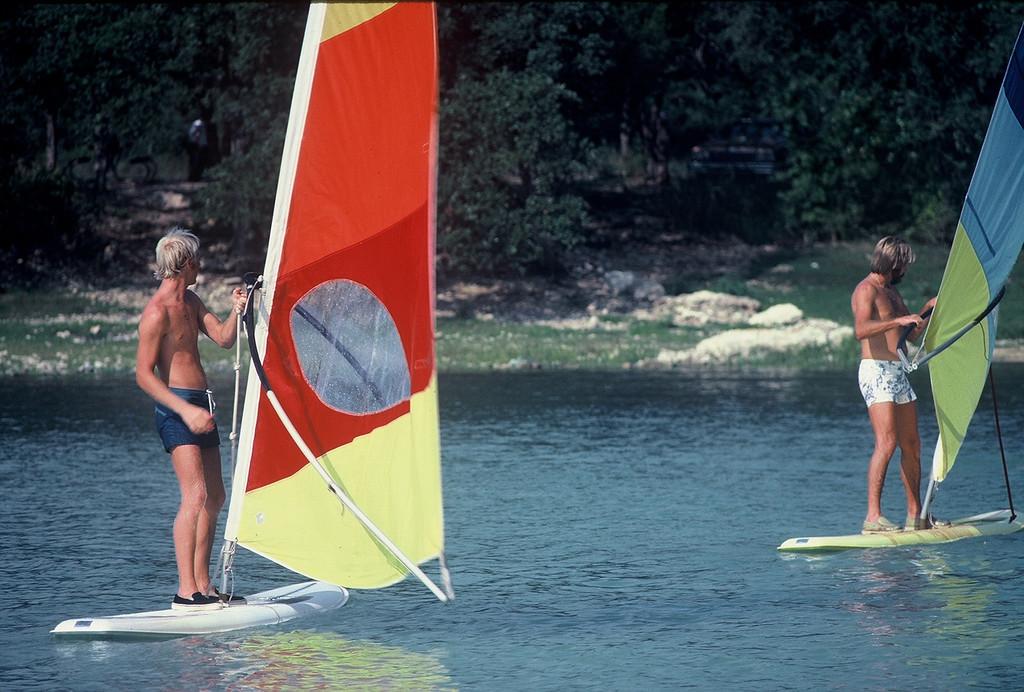 Canyon Lake Windsurfing