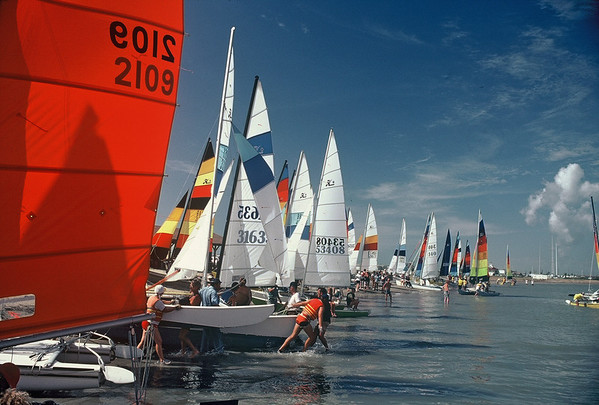 Port Isabel Hobie Race