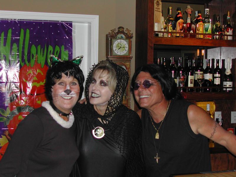 Battle Halloween Party