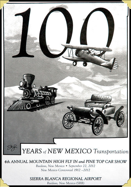 Trains Planes & Hot Rods