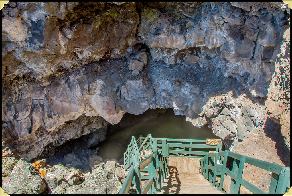 Ice Caves, NM