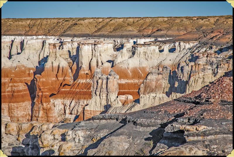 Coal Mine Canyon. AZ