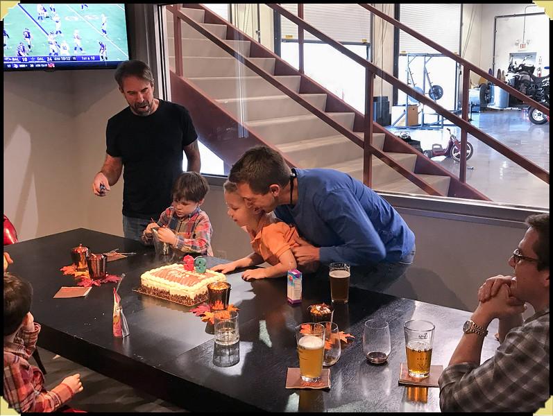 Phillip's Birthday Party