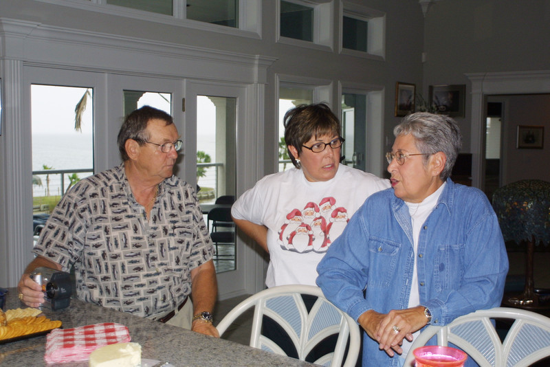 2001-Tamale Party