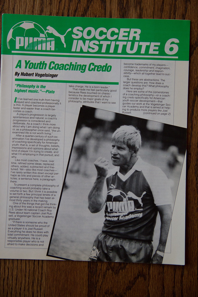 Memories Soccer classic Vogelsinger Machnik