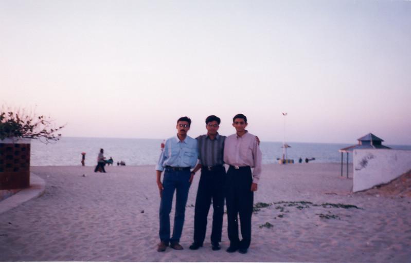 Mithapur beach