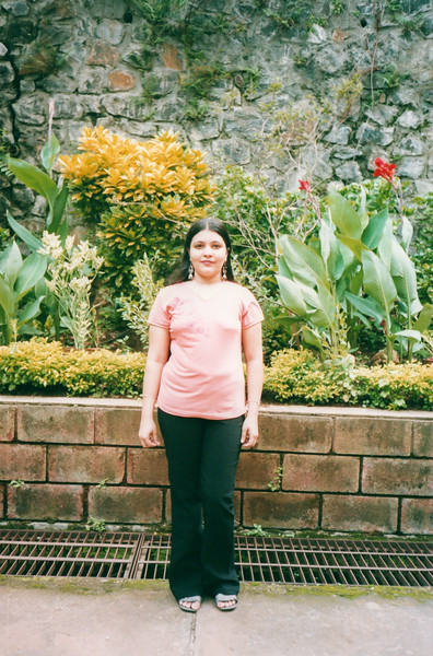 At Udhe Apartment Garden