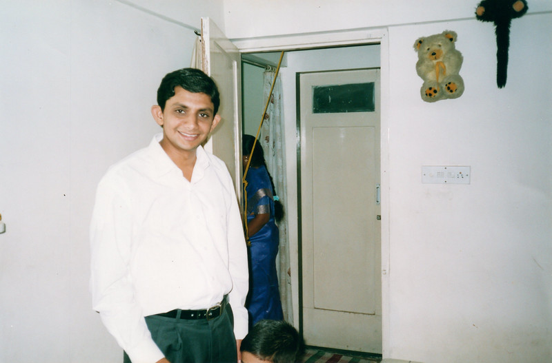 At Mumbai Home (Uhde Apartments)