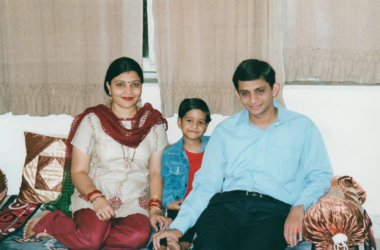 At Mumbai Home (Uhde Apartments)