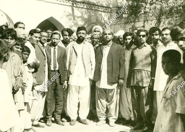 Mir Imam Bux, Mir Muhammad Nawaz and others