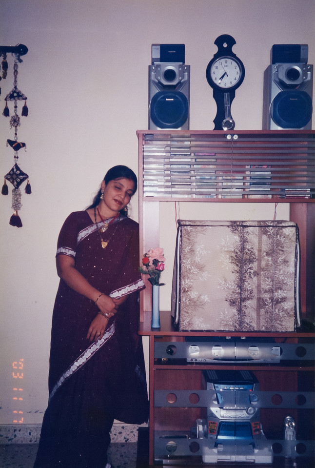 17/11/2003 - 1st Marriage Anniversary