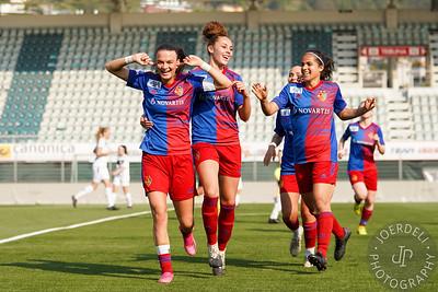 1/4 Final - Schweizer Cup Frauen: FC Lugano Femminile - FC Basel 1893