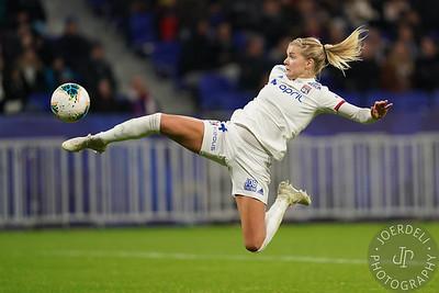 Olympique Lyonnais vs Paris St. Germain - Division 1 Féminine