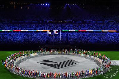 Closing ceremony - Tokyo Olympics 2020