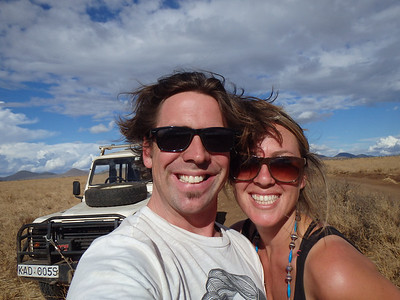 Other bits and bobs of TOM AND JODES AFRICAN ADVENTURE!