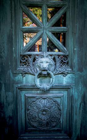 Spaeth door