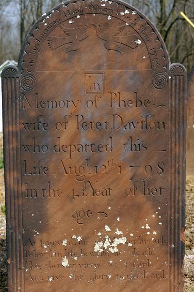 Phebe 1798