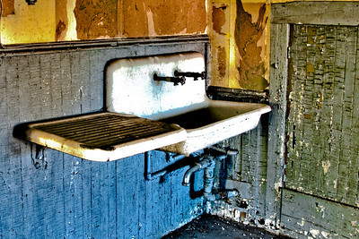 Russell House Kitchen Sink