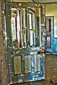 Russell House Door
