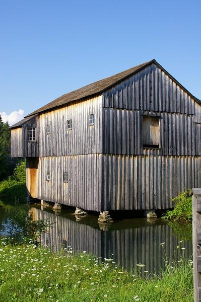 The Sawmill