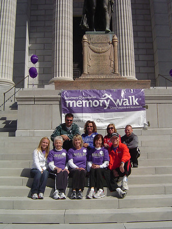 Memory Walk Jefferson City 2010