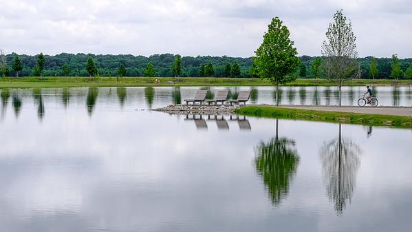 Patriot Lake - Shelby Farms June 2017