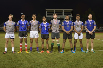 Memphis HS ALL STAR Rugby Games 2017