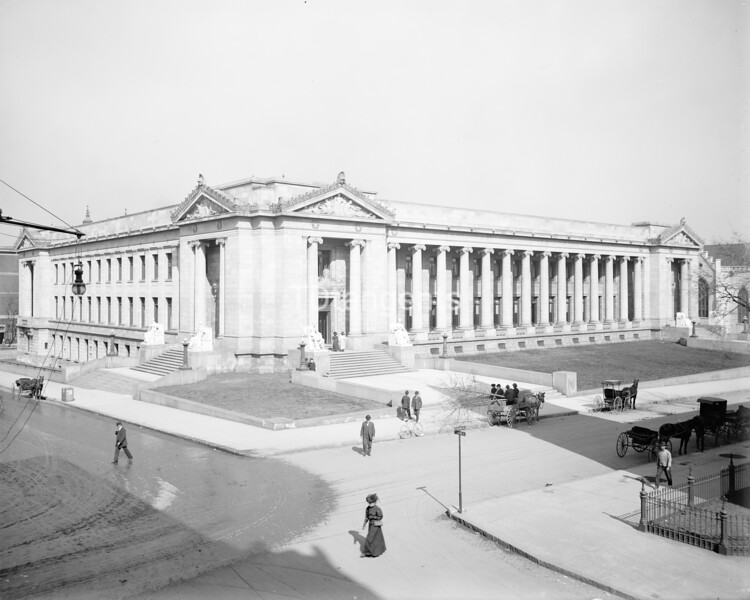 Shelby County Court House, Memphis, Tenn., between 1900 and 1915