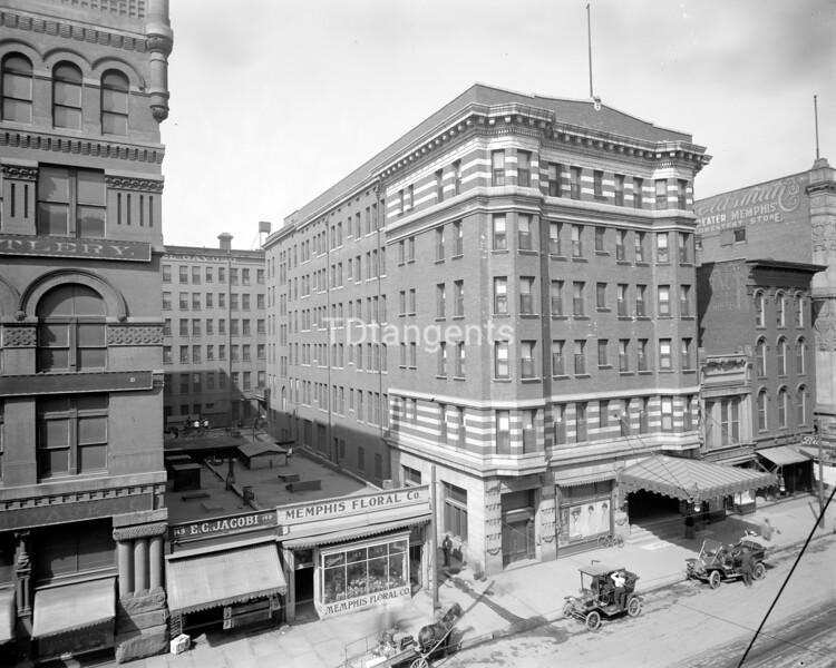 Gayoso Hotel, Memphis, Tenn., between 1900 and 1915