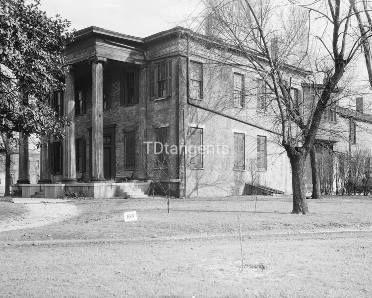 Driver-Hunt-Phelan House, 1934