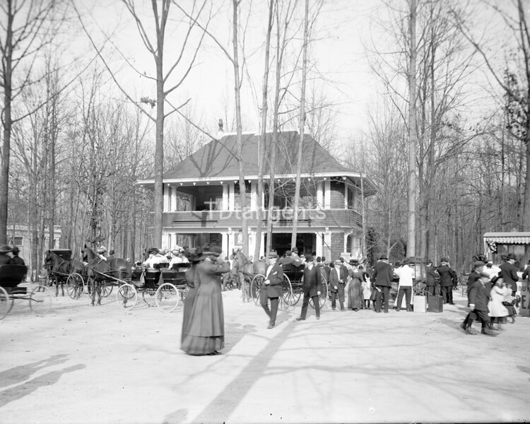 Overton Park, Memphis, Tenn., between 1900 and 1915