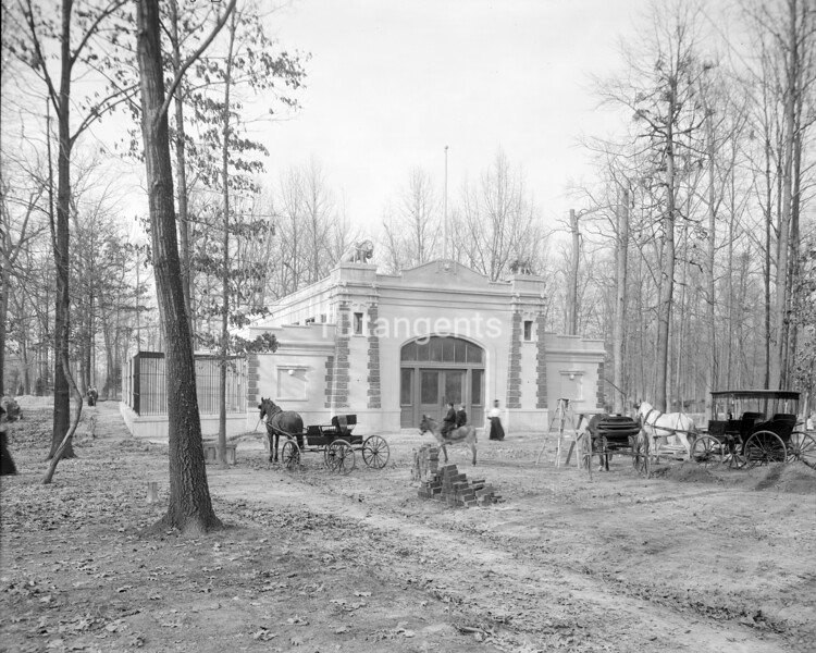 Memphis, Tenn., Overton Park, between 1900 and 1910