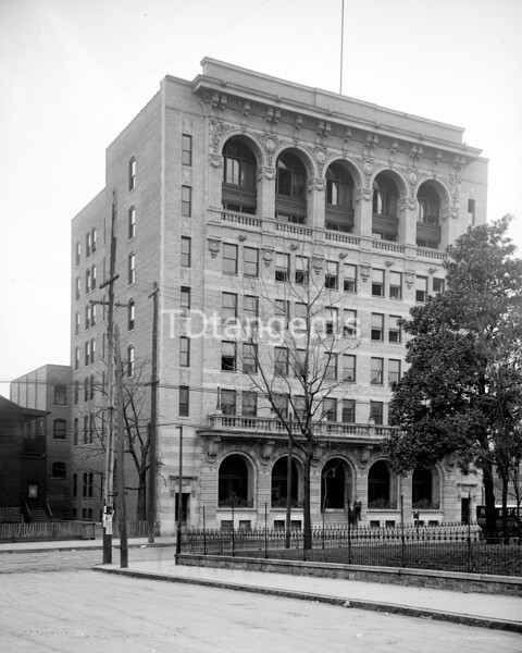 Y.M.C.A. building, Memphis, Tenn., between 1900 and 1910