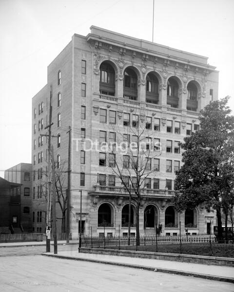 Y.M.C.A. building, Memphis, Tenn., between 1900 and 1910