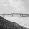 Bridge over Mississippi River between Memphis, Tennessee, and West Memphis, Arkansas, 1942
