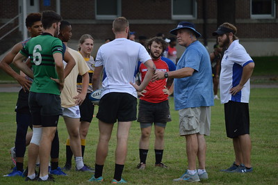 Memphis Rugby All Stars Practice Shots