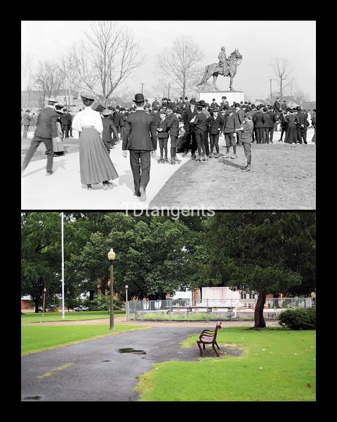 Nathan Bedford Forrest Statue 1906/2019
