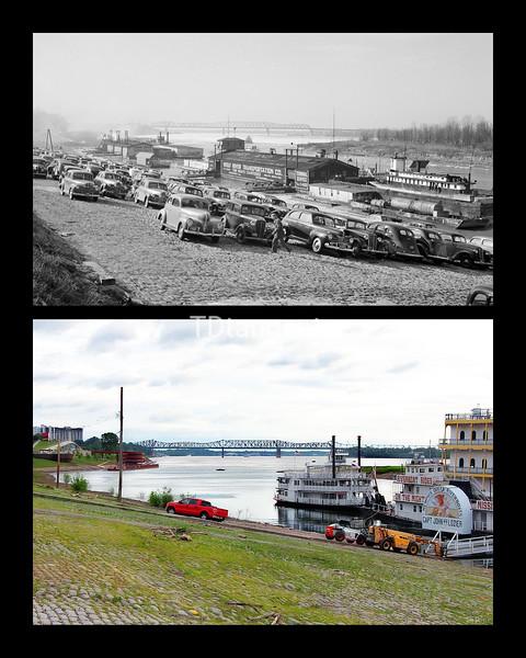 Memphis Cobblestone Landing 1942/2017
