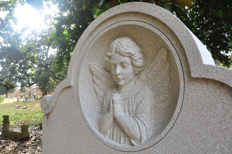 This memorial is deadicated to the unkown number of children who died at the Tennesssee Children's Home