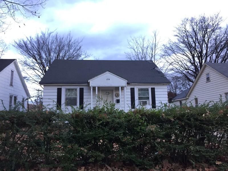 2714 Lowell. The home where Joe Kearny died