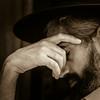 Praying at the Kotel