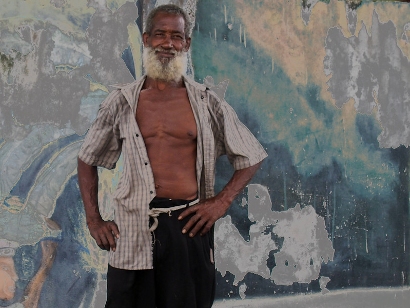 Fisherman, St Lucia