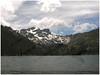Lake in Sierras of northern California