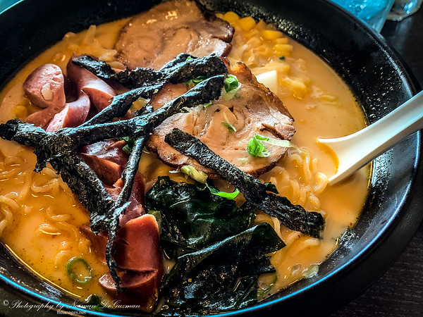 Spicy Sausage Ramen