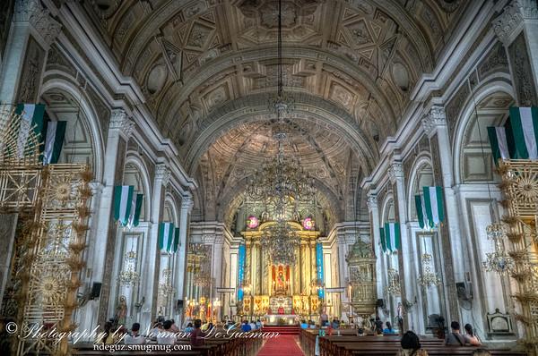 St. Augstine, Intermuros