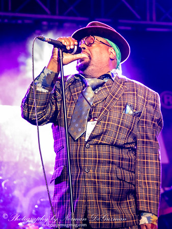 George Clinton and the Parliments NAMM 2015