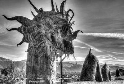 Borrego Springs Sculptures by Ricardo Breceda