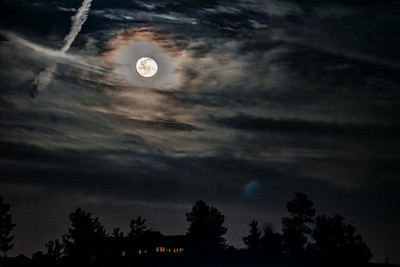 Full Moon HDR
