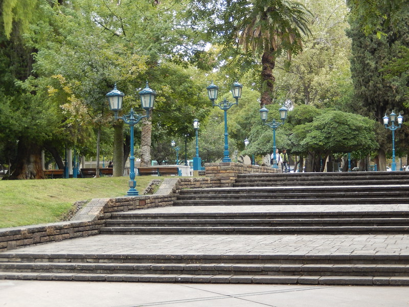 Independence Square, Mendoza