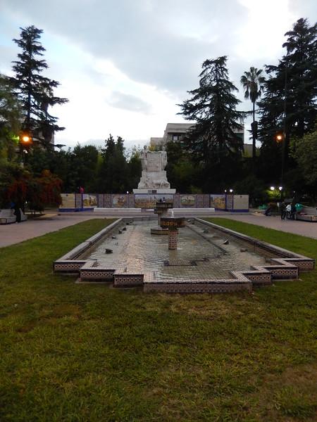 Italia Square, Mendoza
